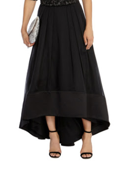 Coast Black Rhian Skirt