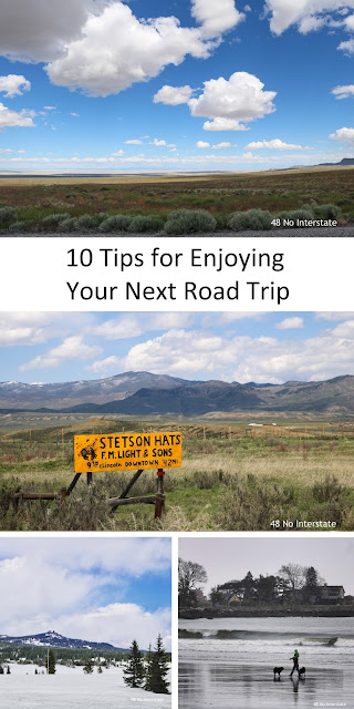 48 No Interstate: 10 Tips for Enjoying Your Next Road Trip