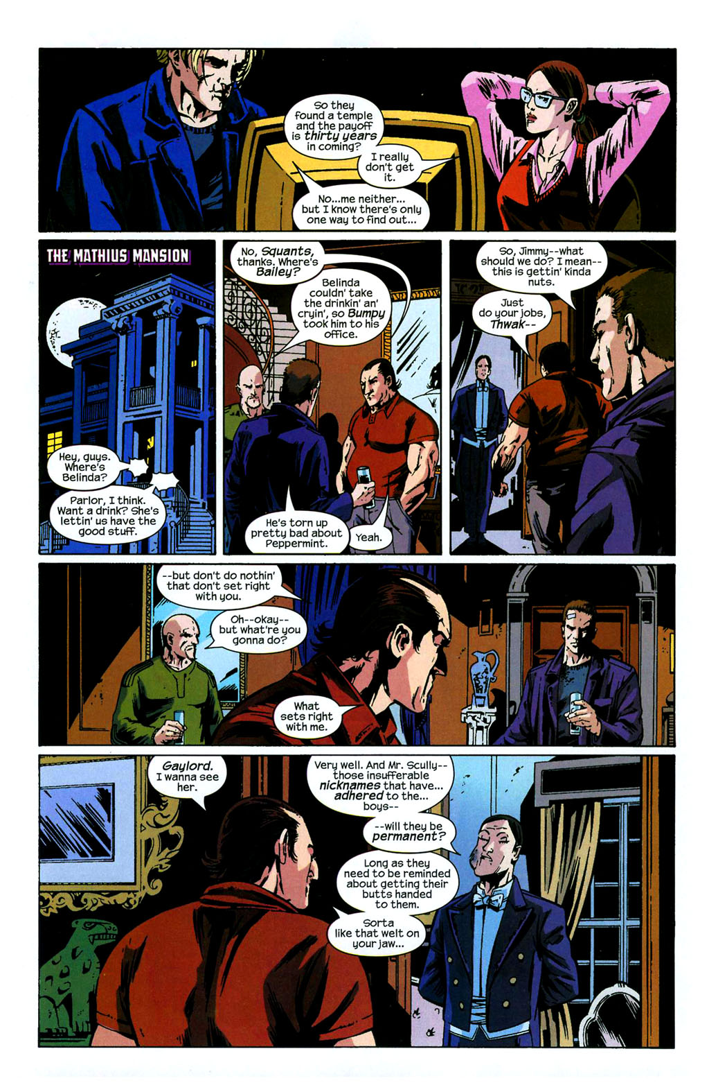 Hawkeye (2003) Issue #4 #4 - English 15