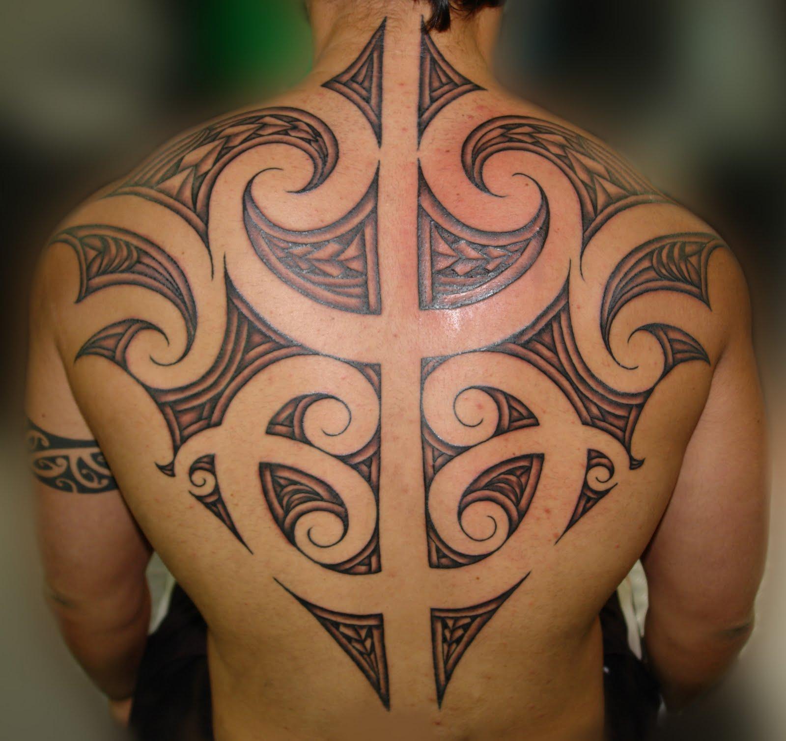 maori tattoos ytribaltattoos.blo.com maori tattoo for back