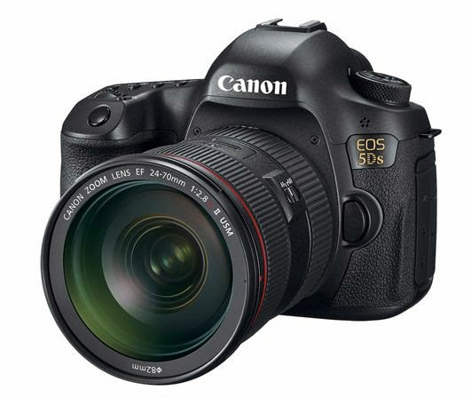 New Canon Full-Frame Cameras Released: EOS 5DS / EOS 5DS R
