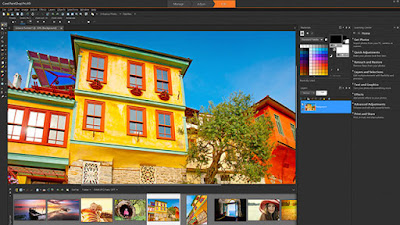 PaintShop Pro X9 Photo editing software