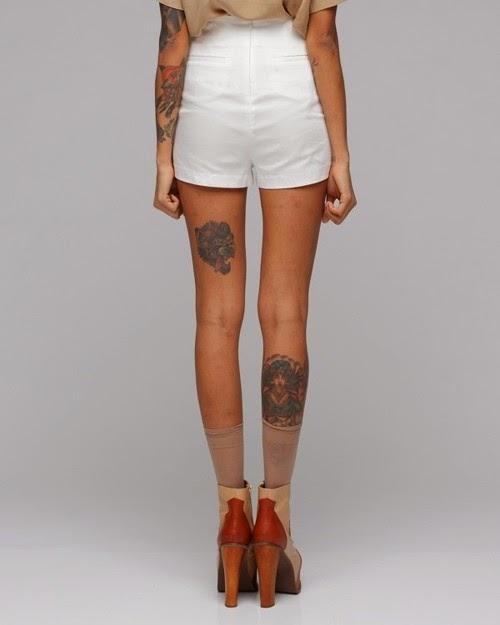 Tatuajes para tobillos talones y gemelos belagoria la for Womens calf tattoos