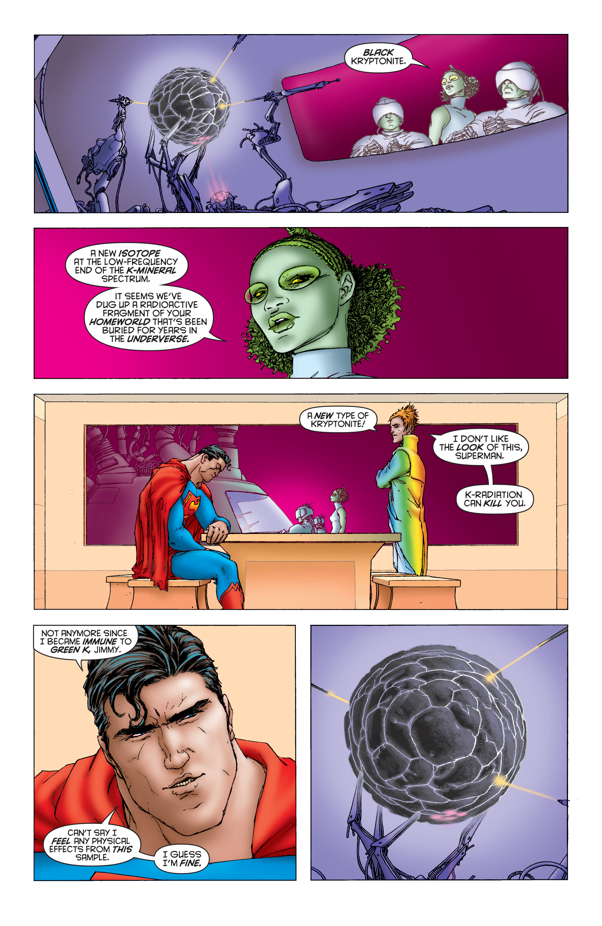 Read online All Star Superman comic -  Issue #4 - 10