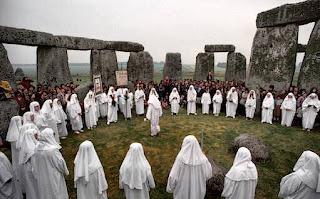 miti e leggende legate ai dolmen e ai riti dei celti