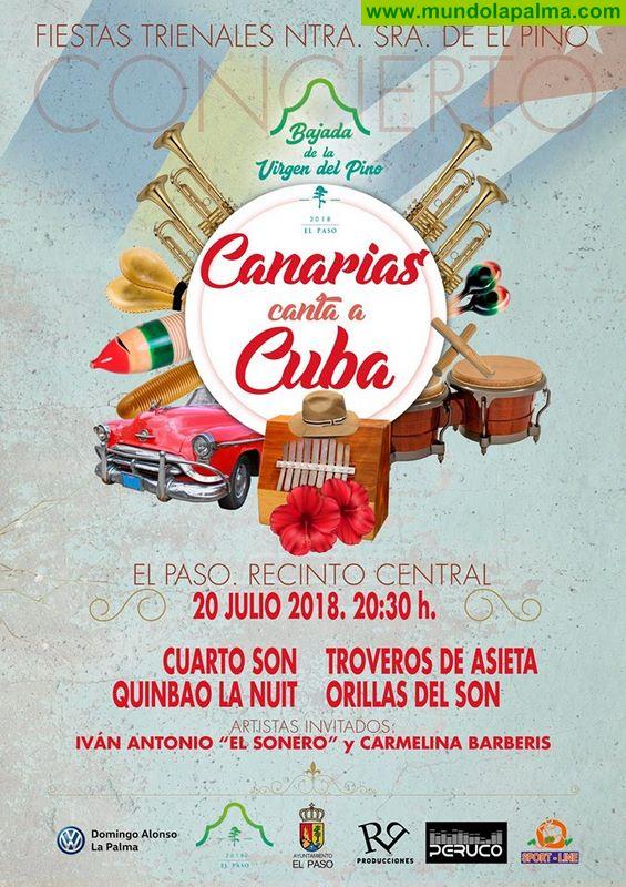 Canarias canta a Cuba