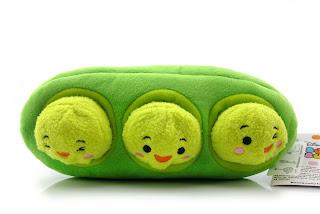 Toy Story disney store Peas in a Pod ''Tsum Tsum'' Plush Set