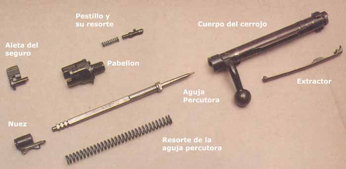 Fusil Mauser Mod Argentino 1909 Armas De Fuego
