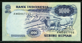 1000 Pangeran Diponegoro Tahun 1975 Belakang