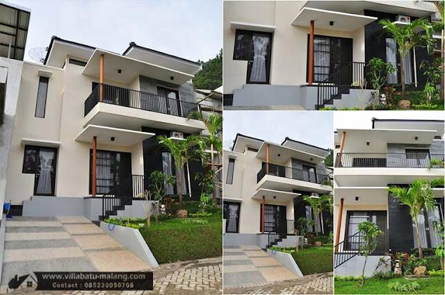 Villa Fasilitas Kolam Renang Kota Batu Malang