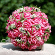 30 Rose Red Silk Rose l Hot Sale 22 Roses l Rose Bouquets
