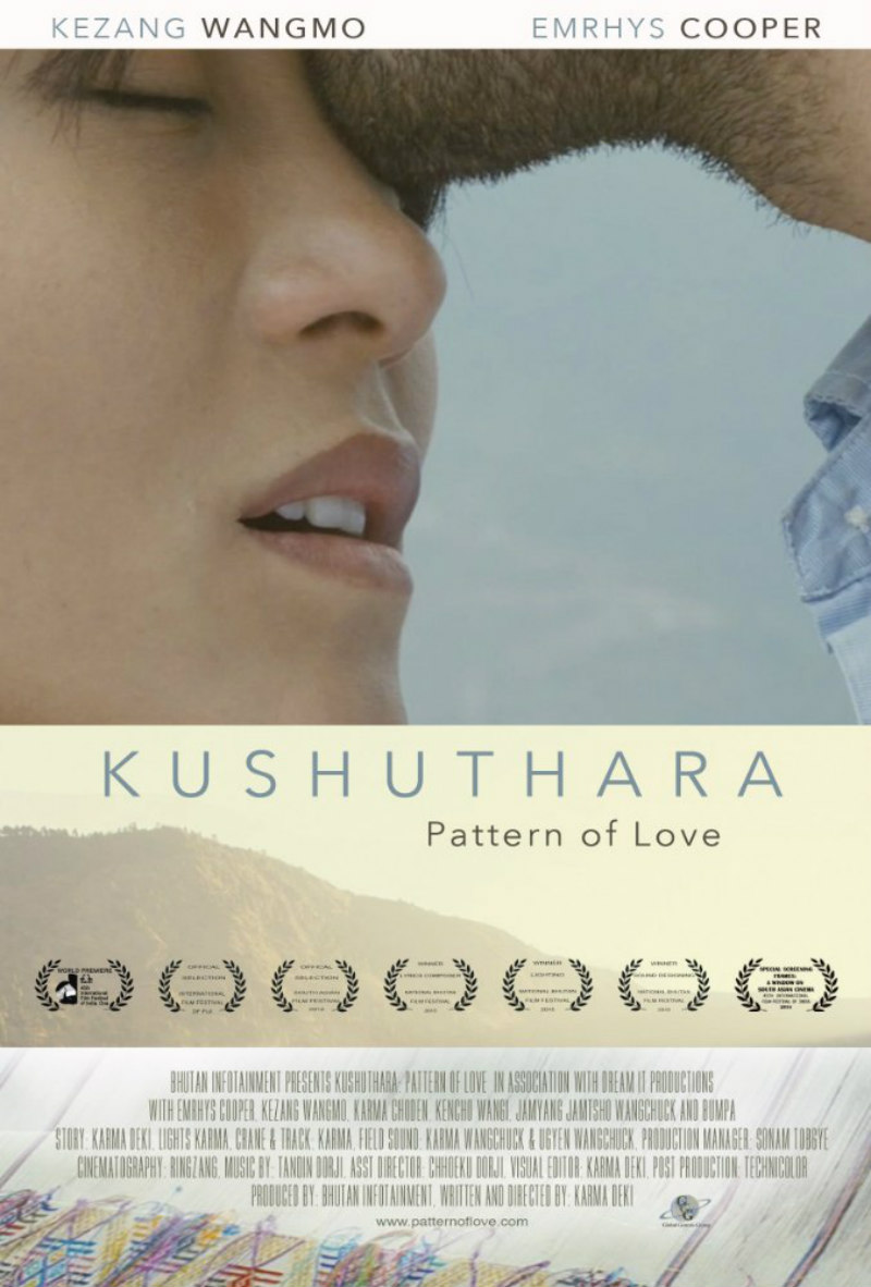 kushuthara pattern of love poster