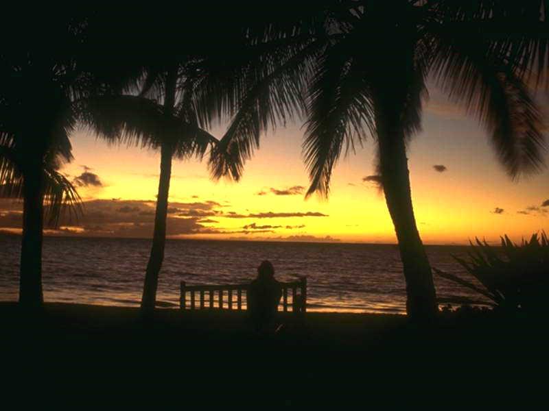 Gambar Sunset Paling Indah