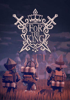 For The King Jogos Torrent Download capa
