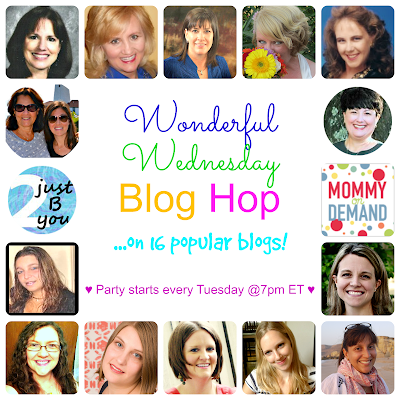 Wonderful Wednesday Blog Hop #21