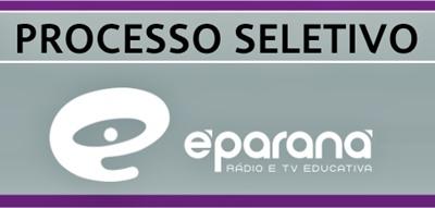 Concurso E-Paraná 2017 (E-PR)