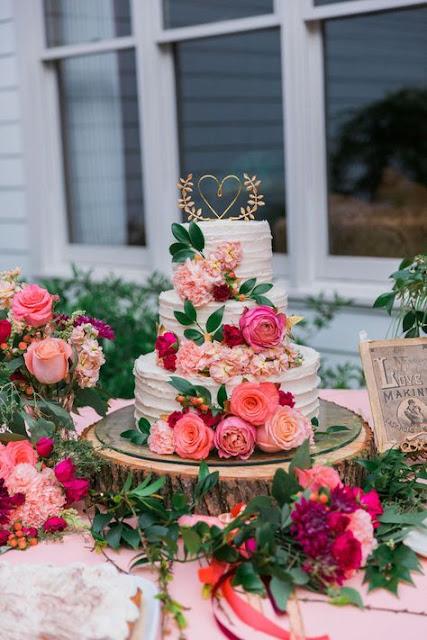 bánh sinh nhật hình hoa hồng