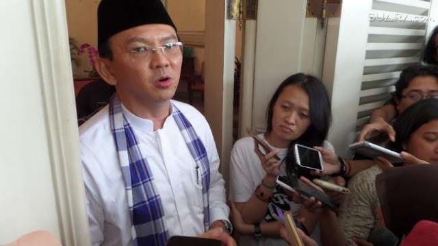 Ahok Ingatkan Wali Kota Jaktim: Lahan untuk Masjid ya Masjid, Jangan Dibangun RPTRA