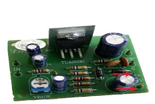 perbedaan power ampli OTL dengan OCL