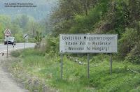 Droga E77, granica słowacko-węgierska