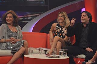 Bendita TV. Canal 10 Saeta TV. Claudia Fernández Jorge Piñeyrúa Montevideo Uruguay