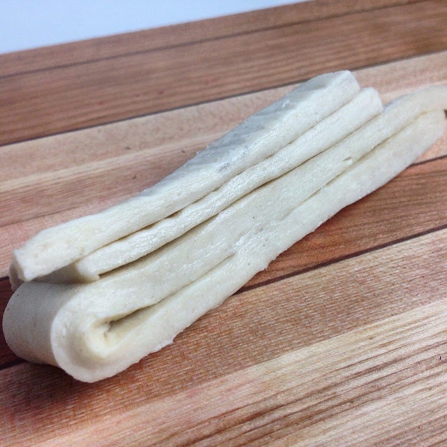 Saved Scraps of Puff Pastry