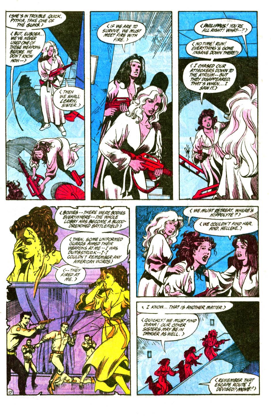 Read online Wonder Woman (1987) comic -  Issue #56 - 12