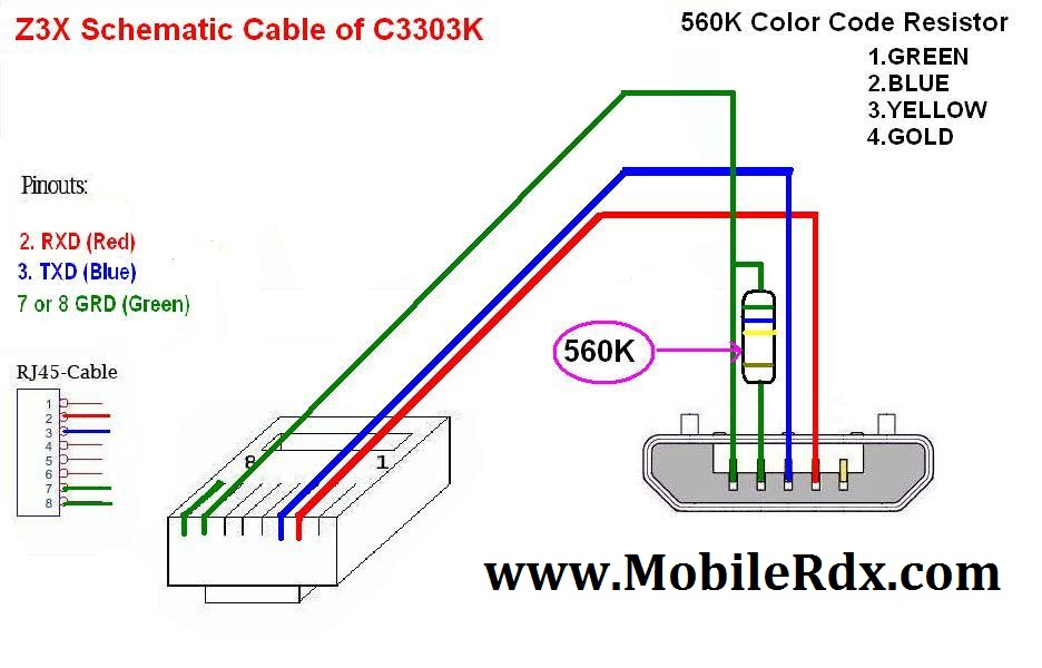 samsung microusb uart rj45 cable cell phone repair tutorials. Black Bedroom Furniture Sets. Home Design Ideas