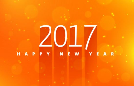 Happy New Year 2017 wishes Facebook status