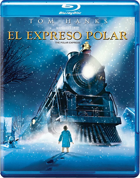 The Polar Express (El Expreso Polar) (2004) 1080p BluRay REMUX 16GB mkv Dual Audio DTS-HD 5.1 ch
