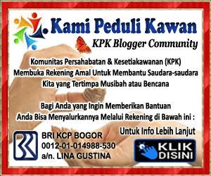 BANNER KPK BLOGGER COMMUNITY