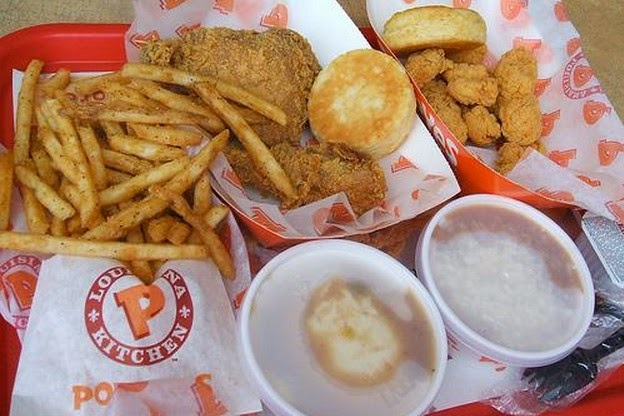 Popeyes Menu and Price List 2018