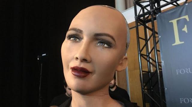 Sophia es la primera robot con derechos de ciudadanía