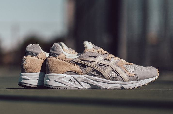 cede4585c4 Originally launched in 1995, ASICS is back with a new design of the Gel DS  Trainer, a model designed for high mileage runners. For its latest  rendition, ...