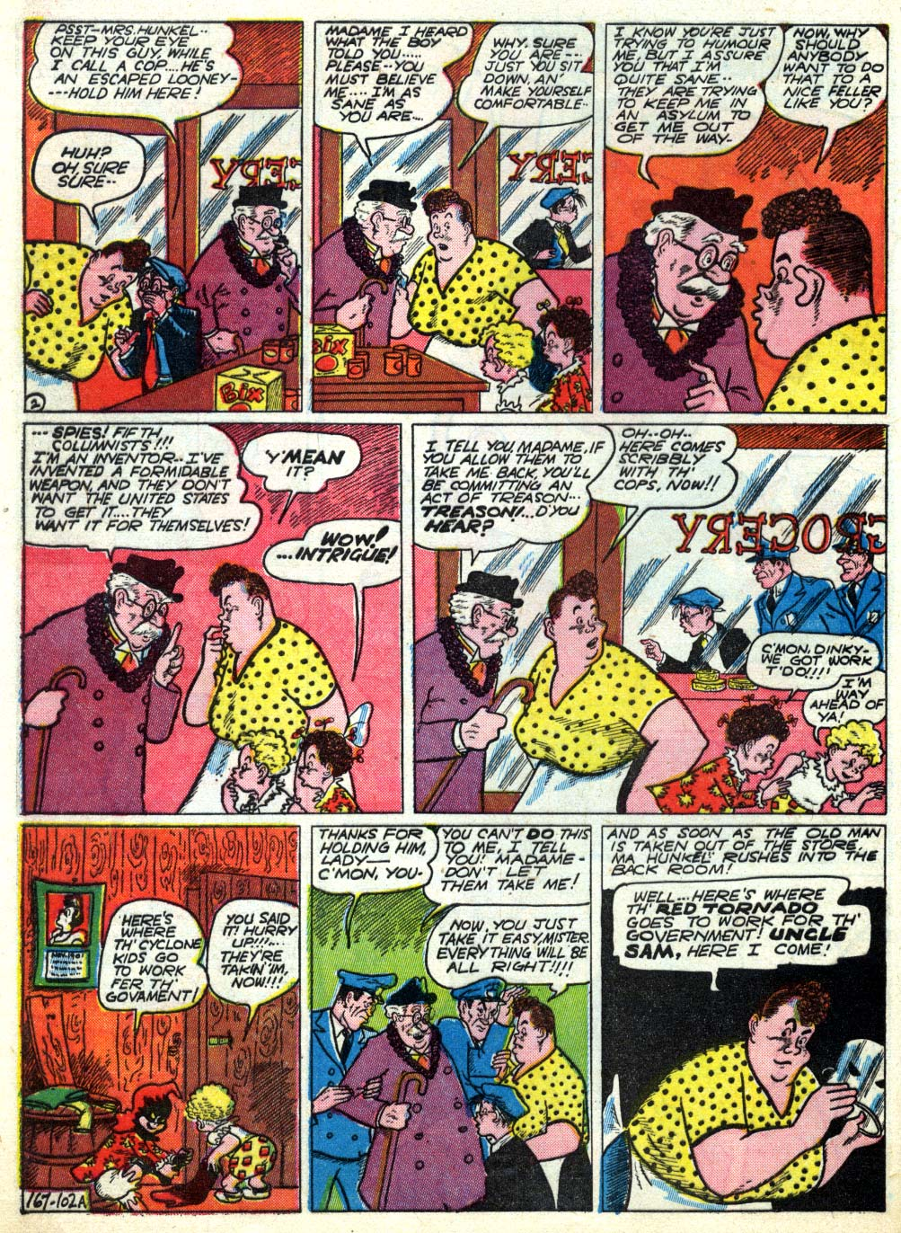 Read online All-American Comics (1939) comic -  Issue #26 - 14