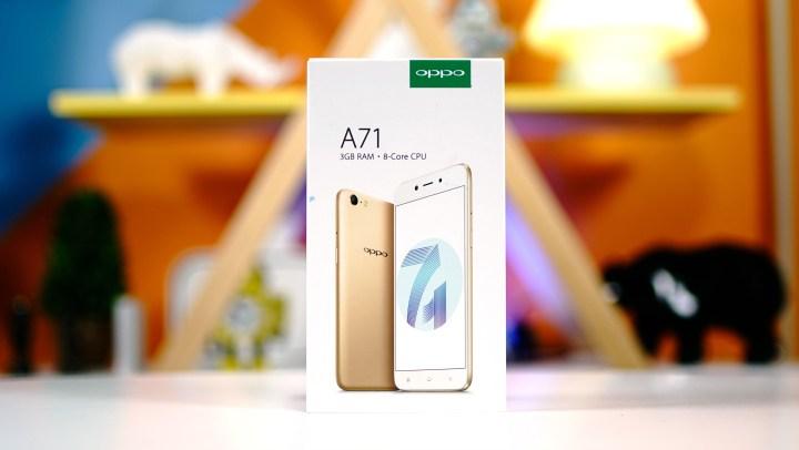 Spesifikasi Dan Harga Oppo A71 Android Nougat Murah Dengan Ram 3gb