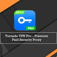 Tornado VPN Pro Premium 4.96p Apk