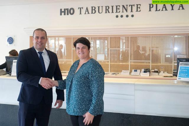 Transvulcania y H10Hotels, una alianza que no se disuelve