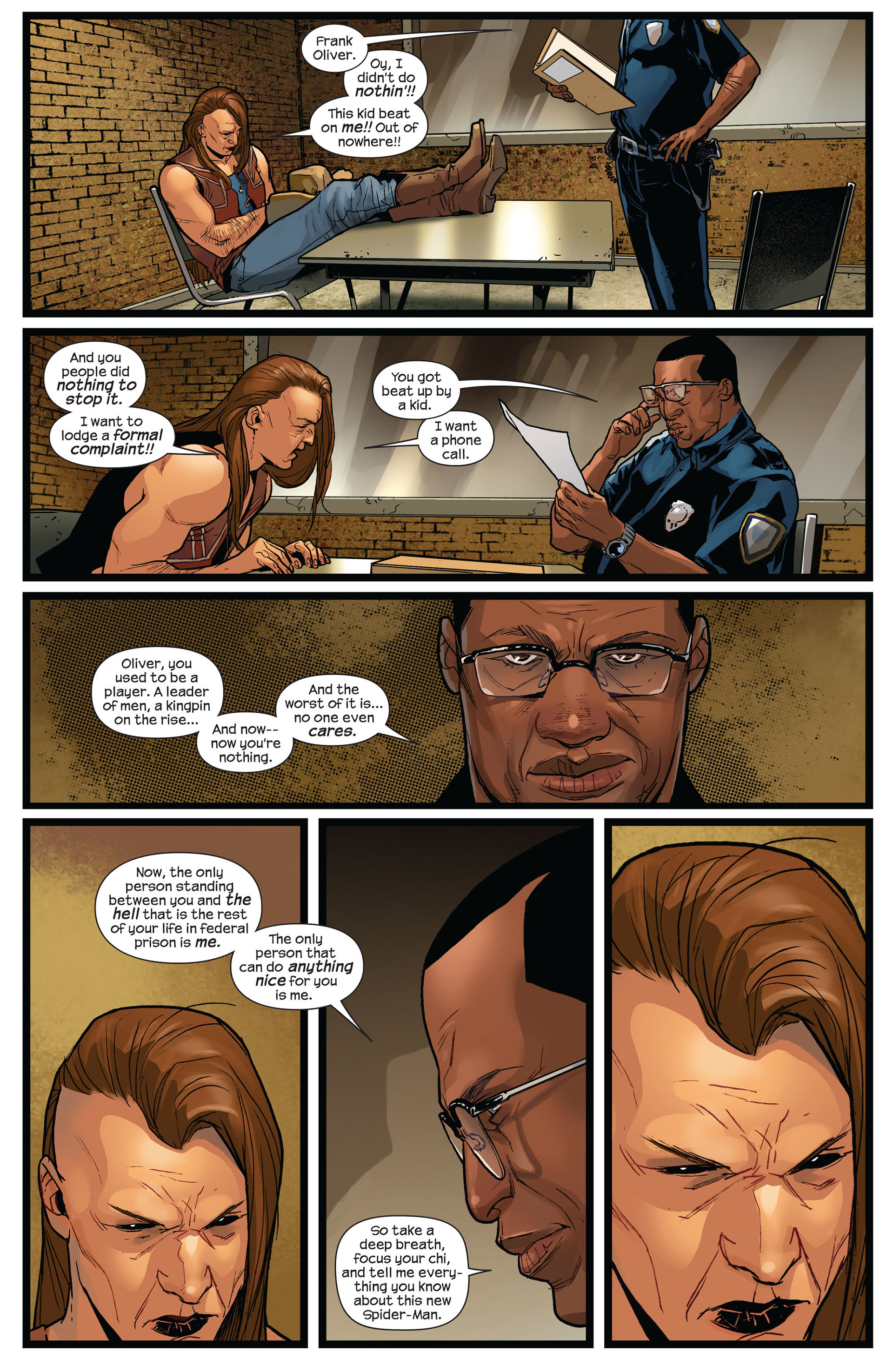 Read online Ultimate Comics Spider-Man (2011) comic -  Issue #8 - 10