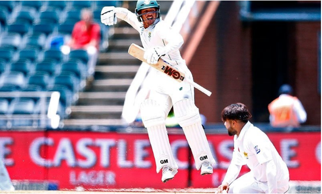 Cape Town Test The target of 381 runs for Pakistan's win