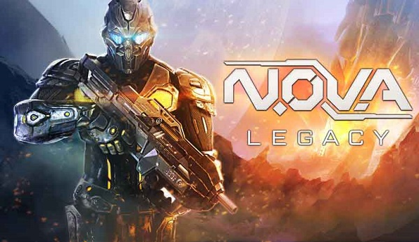 Download N.O.V.A. Legacy Mod Apk Android Game