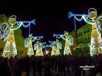 Sevilla - Navidad 2019 - Plaza de San Francisco