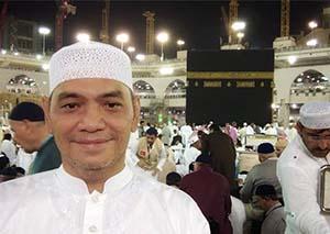 Sopyan Dado di Mekkah
