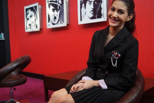 Amyra Dastur, Kung Fu Yoga promotions