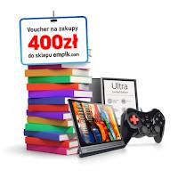 voucher na zakupy do sklepu empik.com promocja Citibank Citi simplicity