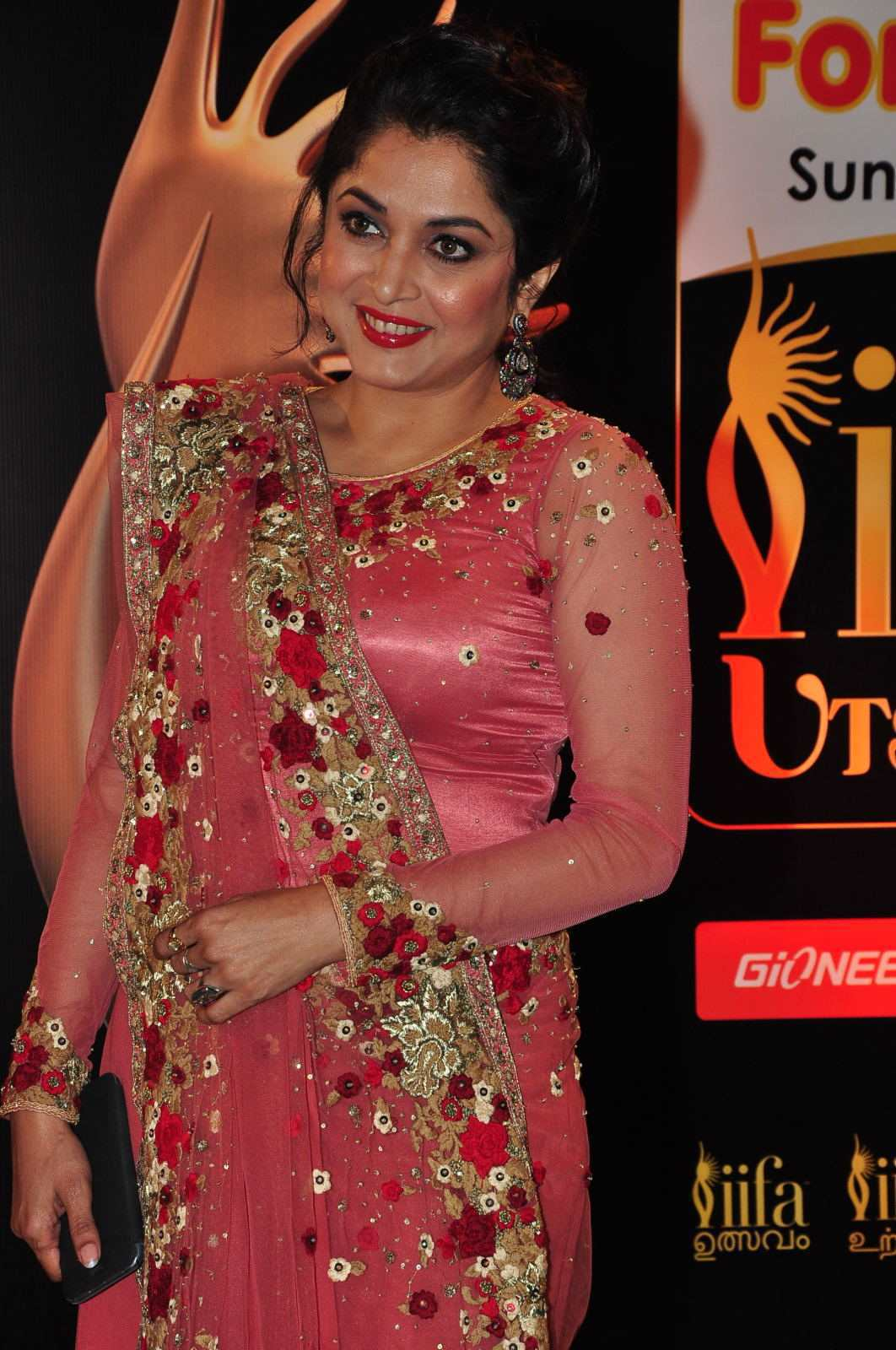 Ramya Krishna Hot Photos At IIFA Utsavam Awards