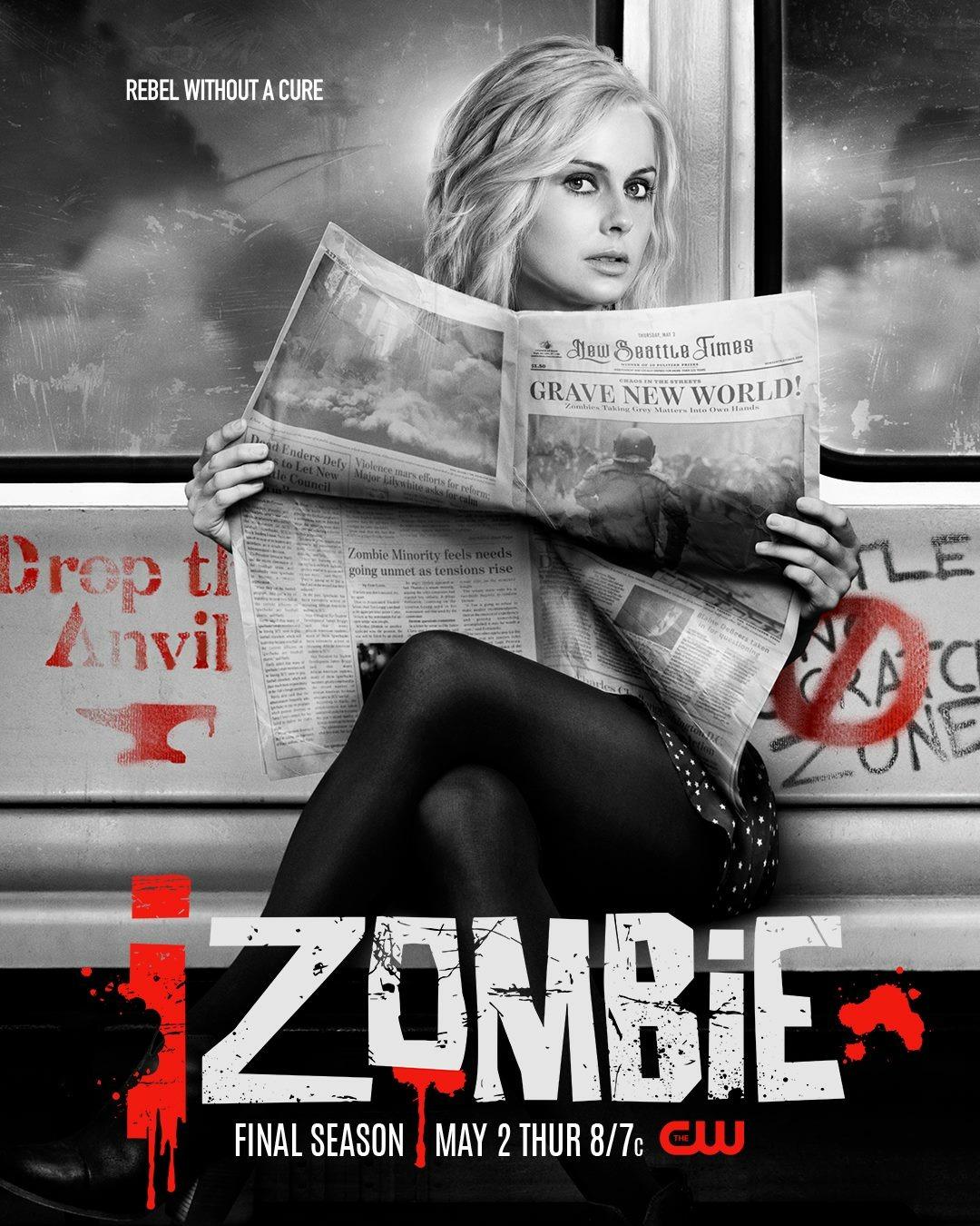 iZombie 5×2 Ingles Subtitulado 720p