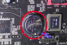 Cara Reset BIOS PC