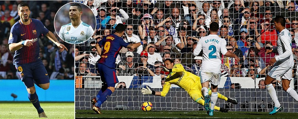 Real Madrid Vs Barcelona Full Match Replay