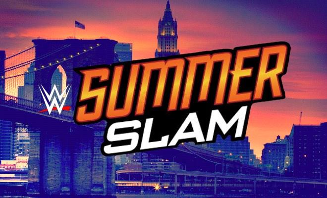 نتائج عرض WWE SUMMER SLAM سمر سلام 2017 كامل احداث المواجهات كاملة